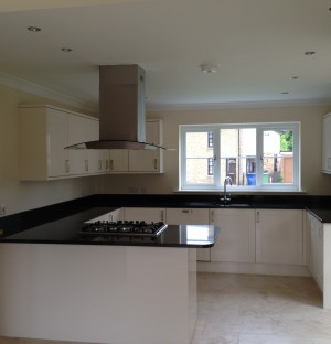 Kitchen installation in Cambridgeshire