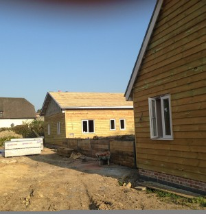 2 New Built Houses
