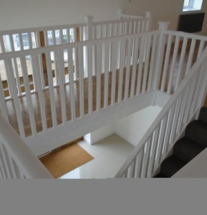New Build Stairs