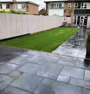 Garden conversion